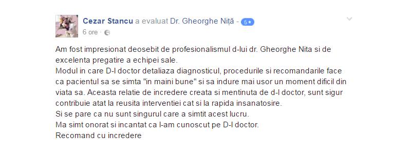 recenzie incredere medic