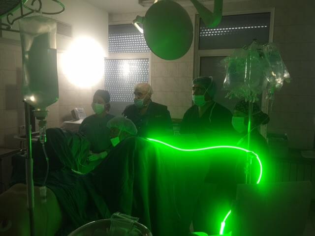 Apelează cu încredere la Secția de Urologie din Spitalul Clinic SANADOR!