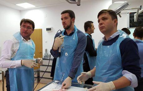ureteroscopie flexibila